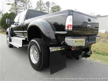 2006 Ford F-650 Super Duty XLT CAT Manual Dually Crew Cab Long Bed Hauler Super - Photo 24 - Richmond, VA 23237