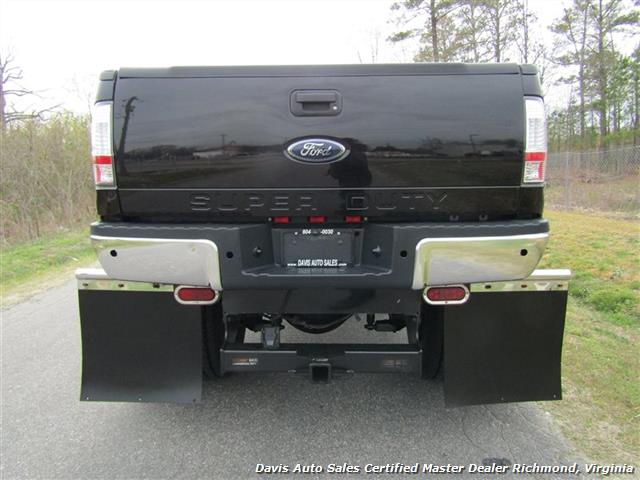 2006 Ford F-650 Super Duty XLT CAT Manual Dually Crew Cab Long Bed Hauler Super - Photo 23 - Richmond, VA 23237