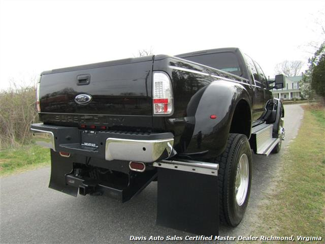 2006 Ford F-650 Super Duty XLT CAT Manual Dually Crew Cab Long Bed Hauler Super - Photo 22 - Richmond, VA 23237