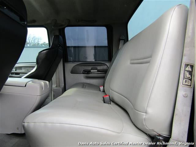 2006 Ford F-650 Super Duty XLT CAT Manual Dually Crew Cab Long Bed Hauler Super - Photo 13 - Richmond, VA 23237