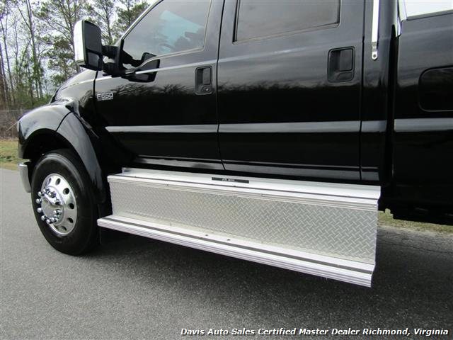 2006 Ford F-650 Super Duty XLT CAT Manual Dually Crew Cab Long Bed Hauler Super - Photo 25 - Richmond, VA 23237