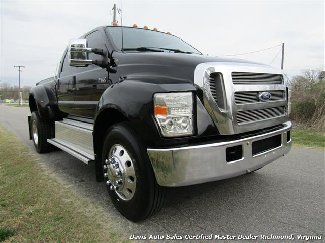 2006 ford f 650 super duty xlt cat manual dually crew cab. Black Bedroom Furniture Sets. Home Design Ideas