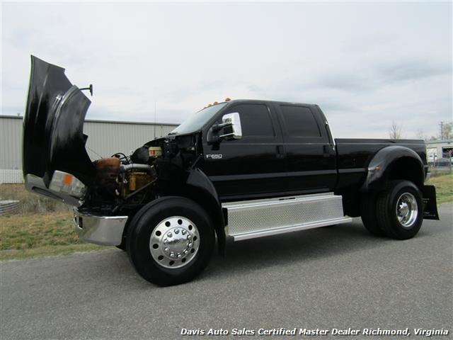 2006 Ford F-650 Super Duty XLT CAT Manual Dually Crew Cab Long Bed Hauler Super - Photo 2 - Richmond, VA 23237