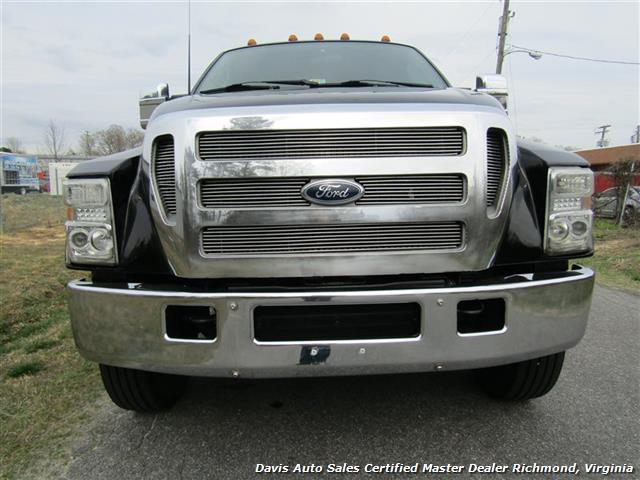 2006 Ford F-650 Super Duty XLT CAT Manual Dually Crew Cab Long Bed Hauler Super - Photo 30 - Richmond, VA 23237
