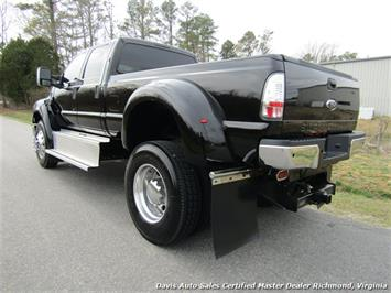 2006 Ford F-650 Super Duty XLT CAT Manual Dually Crew Cab Long Bed Hauler Super - Photo 12 - Richmond, VA 23237