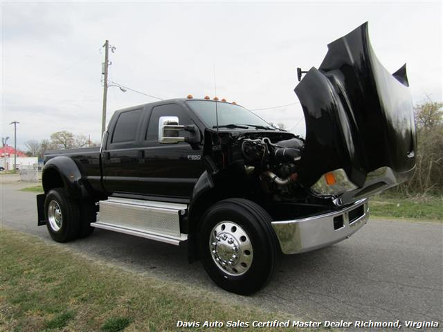 2006 Ford F-650 Super Duty XLT CAT Manual Dually Crew Cab Long Bed Hauler Super - Photo 5 - Richmond, VA 23237