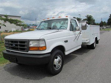 1997 FORD F350SD