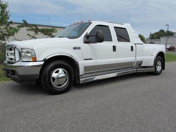 2002 Ford F-350 Super Duty Lariat Truck