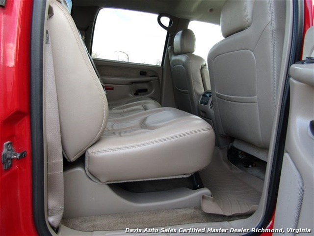 2003 GMC Sierra 2500 HD SLT 6.6 Duramax Diesel Lifted 4X4 Crew Cab - Photo 24 - Richmond, VA 23237