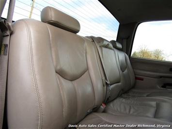 2003 GMC Sierra 2500 HD SLT 6.6 Duramax Diesel Lifted 4X4 Crew Cab - Photo 25 - Richmond, VA 23237