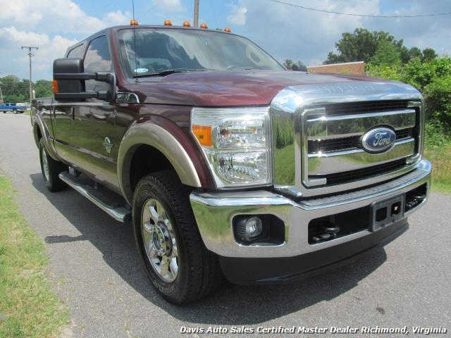 2011 ford f250 super duty bed