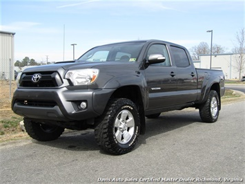 2013 Toyota Tacoma V6 TRD Sports Edition 4X4 Double Cab Short Bed Truck