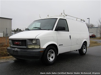 2002 GMC Safari Cargo Commercial Work Van