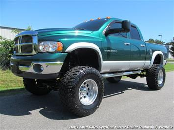 2003 Dodge Ram 2500 HD SLT 5.7 Hemi Magnum 4X4 Quad Cab Short Bed Truck