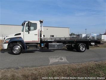 2010 Hino 268 Rollback/Wrecker Tow Truck 21 Foot Jerr-Dan Wheel Lift Truck