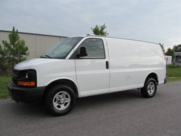 2007 Chevrolet Express 1500 Van