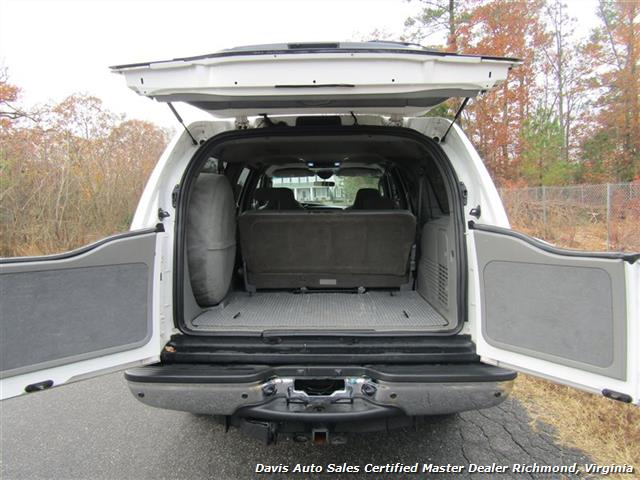 2005 Ford Excursion XLT Power Stroke Turbo Diesel 4X4 - Photo 13 - Richmond, VA 23237