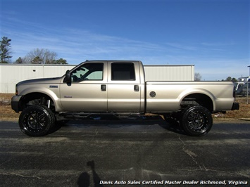 2007 Ford F-350 Super Duty XLT Diesel Lifted 4X4 Crew Cab Long Bed - Photo 2 - Richmond, VA 23237