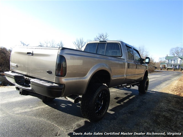 2007 Ford F-350 Super Duty XLT Diesel Lifted 4X4 Crew Cab Long Bed - Photo 12 - Richmond, VA 23237