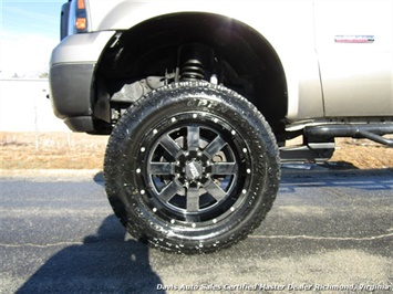 2007 Ford F-350 Super Duty XLT Diesel Lifted 4X4 Crew Cab Long Bed - Photo 10 - Richmond, VA 23237