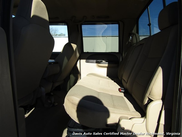 2007 Ford F-350 Super Duty XLT Diesel Lifted 4X4 Crew Cab Long Bed - Photo 24 - Richmond, VA 23237