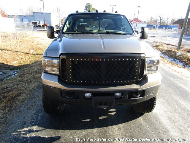 2007 Ford F-350 Super Duty XLT Diesel Lifted 4X4 Crew Cab Long Bed - Photo 28 - Richmond, VA 23237
