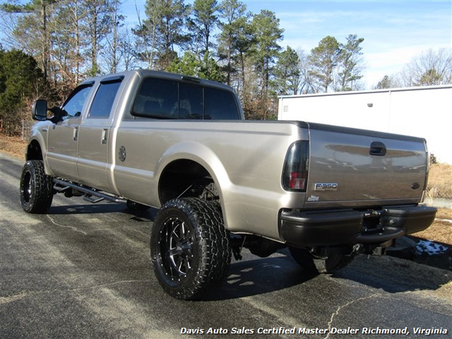 2007 Ford F-350 Super Duty XLT Diesel Lifted 4X4 Crew Cab Long Bed - Photo 3 - Richmond, VA 23237