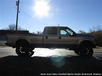 2007 Ford F-350 Super Duty XLT Diesel Lifted 4X4 Crew Cab Long Bed - Photo 13 - Richmond, VA 23237