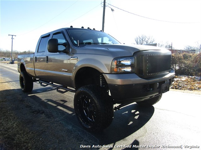 2007 Ford F-350 Super Duty XLT Diesel Lifted 4X4 Crew Cab Long Bed - Photo 14 - Richmond, VA 23237