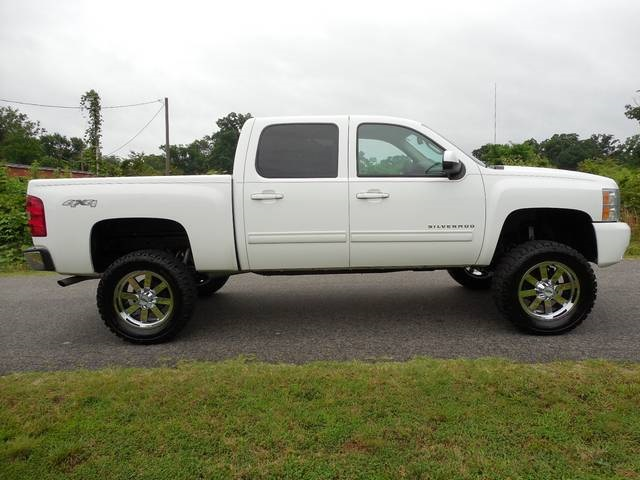 2010 chevrolet silverado 1500 ltz sold. Black Bedroom Furniture Sets. Home Design Ideas