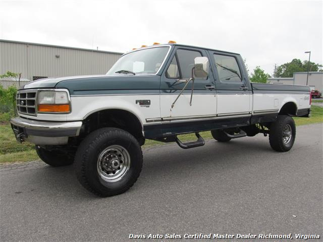 1997 ford f-350 regular cab