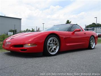2001 Chevrolet Corvette C5 Removable Top Sports Coupe