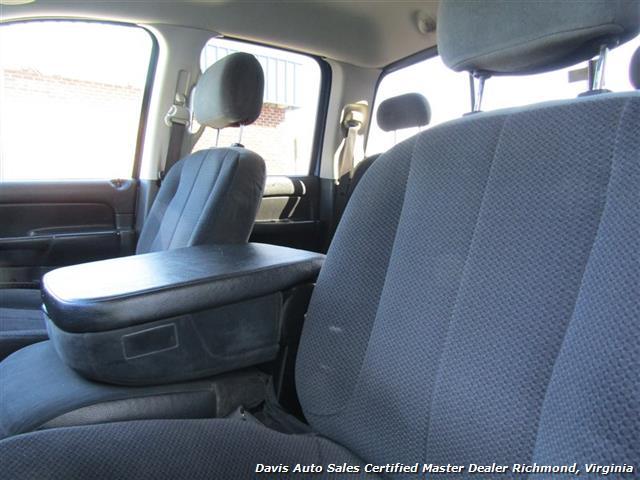 2005 Dodge Ram 2500 SLT 5.9 Cummins Turbo Diesel Quad Cab Short Bed - Photo 16 - Richmond, VA 23237
