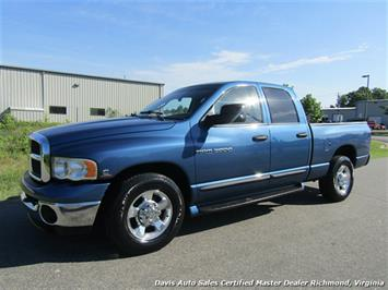 2005 Dodge Ram 2500 SLT 5.9 Cummins Turbo Diesel Quad Cab Short Bed Truck