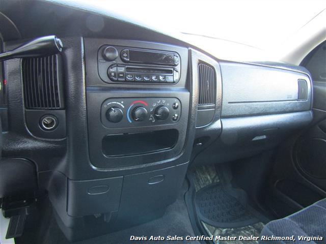 2005 Dodge Ram 2500 SLT 5.9 Cummins Turbo Diesel Quad Cab Short Bed - Photo 18 - Richmond, VA 23237