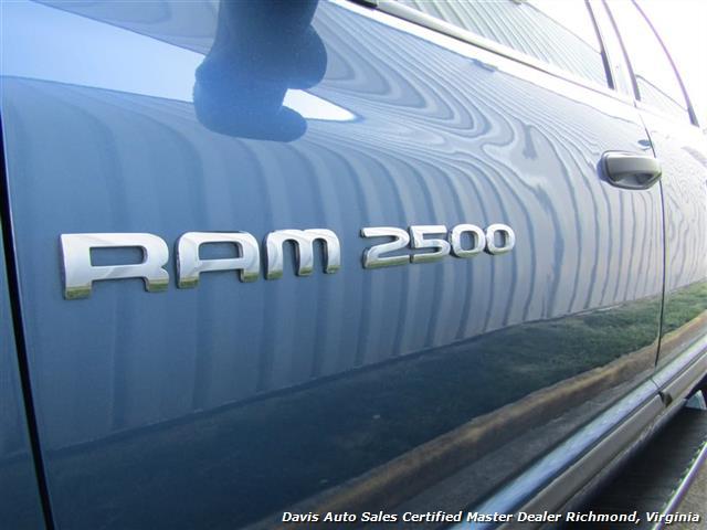 2005 Dodge Ram 2500 SLT 5.9 Cummins Turbo Diesel Quad Cab Short Bed - Photo 23 - Richmond, VA 23237