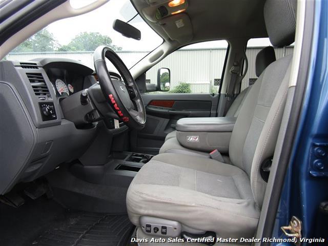2006 Dodge Ram 1500 SLT Lifted 4X4 Mega Cab Short Bed - Photo 23 - Richmond, VA 23237