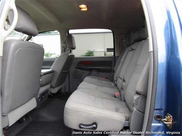2006 Dodge Ram 1500 SLT Lifted 4X4 Mega Cab Short Bed - Photo 18 - Richmond, VA 23237
