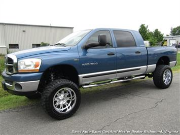 2006 Dodge Ram 1500 SLT Lifted 4X4 Mega Cab Short Bed Truck