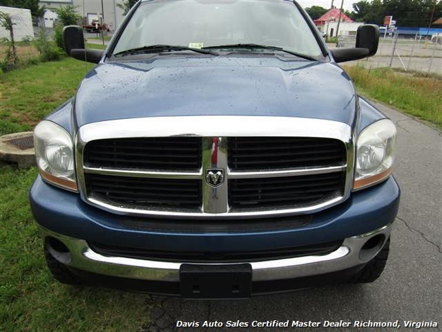 2006 Dodge Ram 1500 SLT Lifted 4X4 Mega Cab Short Bed - Photo 14 - Richmond, VA 23237