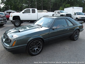 1986 Ford Mustang LX Hatchback