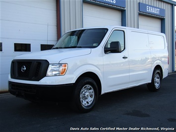 2012 Nissan NV Cargo 1500 Commercial Work Van