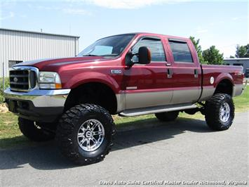 2004 Ford F-350 Super Duty Lariat Lifted Diesel FX4 4X4 Crew Cab Truck