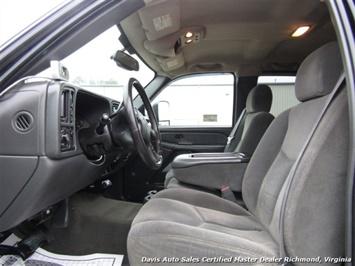 2007 Chevrolet Silverado 2500 HD LS 6.6 Duramax Diesel Lifted 4X4 Extended Cab - Photo 54 - Richmond, VA 23237
