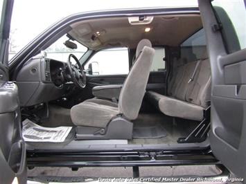2007 Chevrolet Silverado 2500 HD LS 6.6 Duramax Diesel Lifted 4X4 Extended Cab - Photo 8 - Richmond, VA 23237