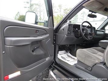 2007 Chevrolet Silverado 2500 HD LS 6.6 Duramax Diesel Lifted 4X4 Extended Cab - Photo 53 - Richmond, VA 23237