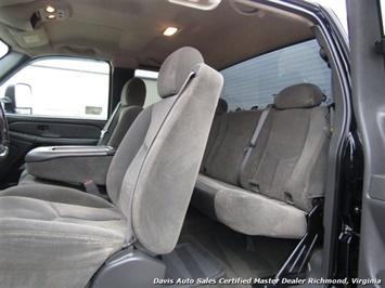 2007 Chevrolet Silverado 2500 HD LS 6.6 Duramax Diesel Lifted 4X4 Extended Cab - Photo 55 - Richmond, VA 23237