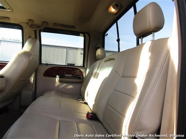 2006 Ford F-350 Super Duty Lariat Diesel Lifted 4X4 FX4 Dually - Photo 9 - Richmond, VA 23237