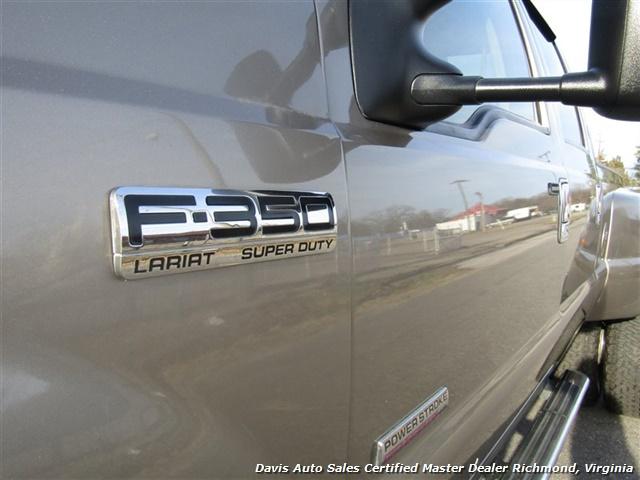2006 Ford F-350 Super Duty Lariat Diesel Lifted 4X4 FX4 Dually - Photo 21 - Richmond, VA 23237