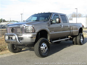 2006 Ford F-350 Super Duty Lariat Diesel Lifted 4X4 FX4 Dually Truck